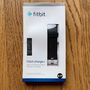 Fitbit Charge 2 Classic Accessory Band